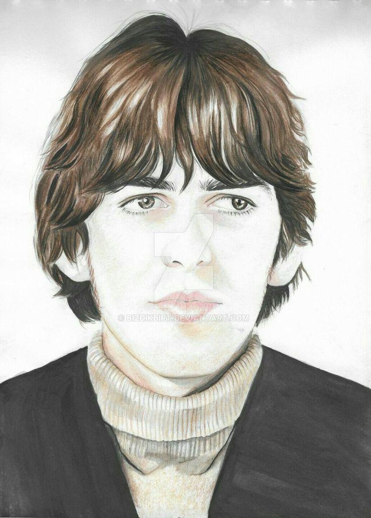 George Harrison instagram.com/silapeh/