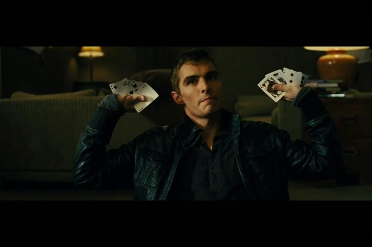 "DAVE FRANCO in ""Now You See Me"" 