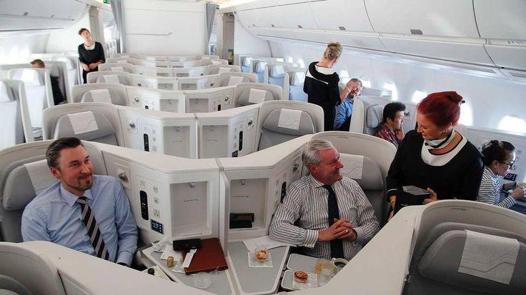Europas nye superfly med helt unikt tilbud om bord - Aftenposten