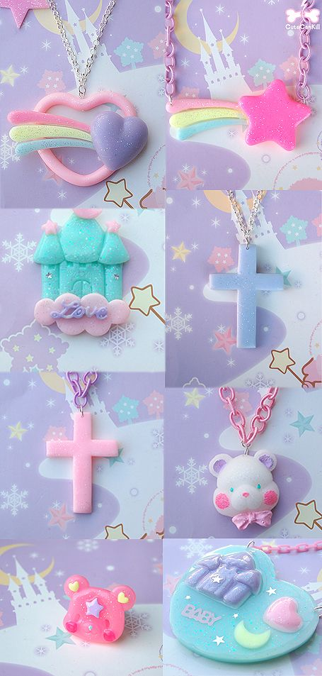 *Cute Can Kill* dreamy cute handmade accessories & graphic design