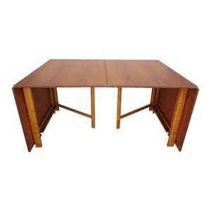 Bruno Mathsson--Folding Table www.1stdibs.com