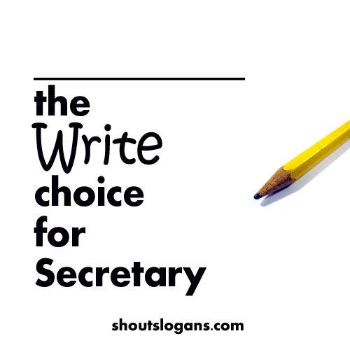 25+ Best Ideas about Campaign Slogans on Pinterest | Mr ...