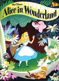 Alice in Wonderland ***vintage***