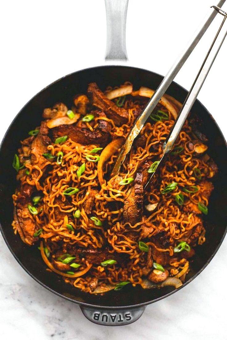 Tasty Korean Beef Ramen Recipe | Food Recipes #koreanfoodrecipes