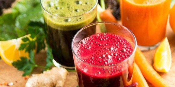 5 Receitas Poderosas de Suco Detox Para Emagrecer