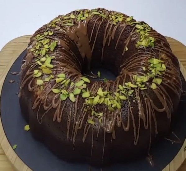 Hindistan cevizli kek