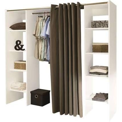 17 mejores ideas sobre dressing conforama en pinterest meuble d entr e conf - Ikea dressing a composer ...