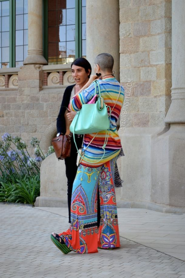 080 BARCELONA FASHION 2014 – ESPECIAL STREET STYLE