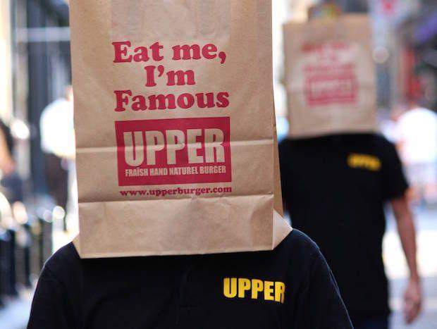 Lancée à Bordeaux en décembre 2012, l'enseigne de burgers Upper Burger semble avoir trouvé sa place sur le marché de la livraison à domicile.