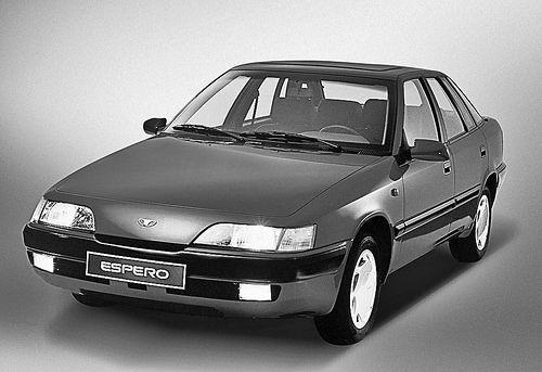 Daewoo Espero CDX 1996 | Was sold in Venezuela | Flickr