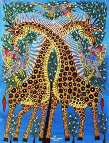 Pinturas- Arte Africana                                                                                                                                                                                 Mais