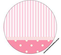 Imprimés Pois & Rayures - Rose Layette : http://fazendoanossafesta.com.br/2013/01/listras-preto-e-branco-kit-completo-com-molduras-para-convites-rotulos-para-guloseimas-lembrancinhas-e-imagens.html/