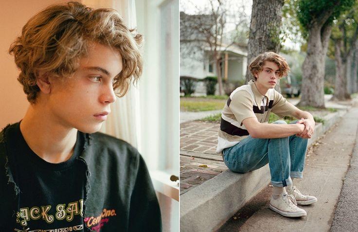 Lucas Bin at Vision LA captured by Daria Kobayashi Ritch / Teen Spirit…