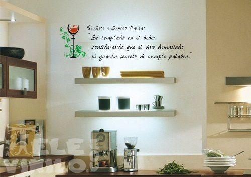 1000 images about vinilos para la cocina on pinterest - Vinilos para la cocina ...