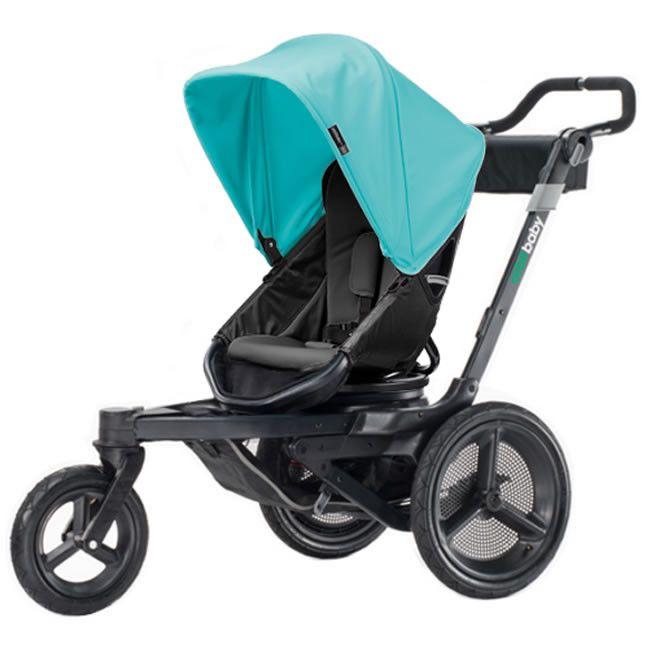 Orbit Baby O2 Hybrid Jogging Stroller (Teal)