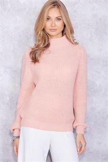 Clora Pink Knit