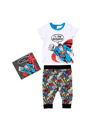 Kids Superman PJ set from @pasleepwear @westfieldnz #forkids #westfieldalbany #westfieldnewmarket #westfieldqueensgate #westfieldriccarton