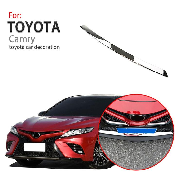 Front Bumper Cover Lower Trim Lip for TOYOTA Camry
