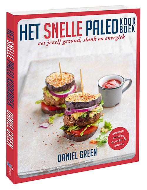 Het snelle paleo-kookboek van celebrity chef Daniel Green bevat recepten die perfect passen binnen de paleo-lifestyle. Met basisinfo over paleo en maakbare recepten voor elke weekdag.