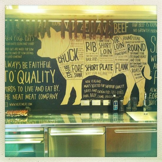 neat meat Ponsonby Central