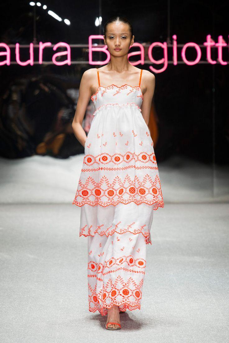Laura Biagiotti at Milan Fashion Week Spring 2013 - StyleBistro