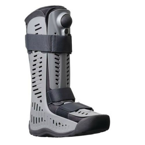 Ossur Rebound Air Cam Walker. Rocker bottom for a more natural, stable gait. For G rade 2 and 3 ankle sprains. Stabilizesfoot and ankle fractures for p ost-operative and rehab purposes. Walker shell accommodates to fit more calf sizes. | eBay!