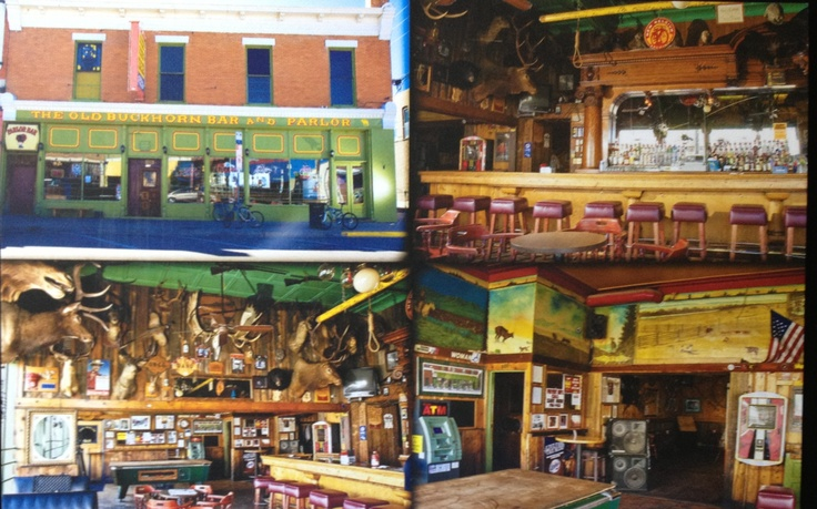 Buckhorn Bar Laramie, WY Places I have called home