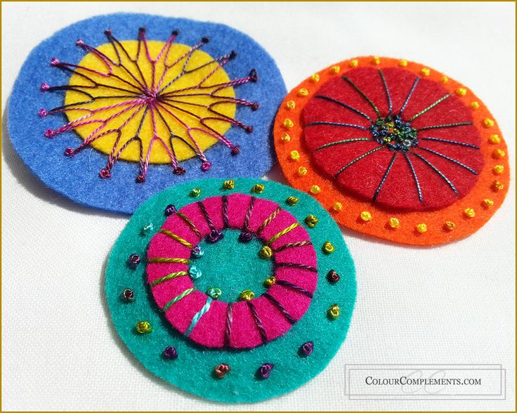 Creativity Blog, Showcasing Embroidery Threads