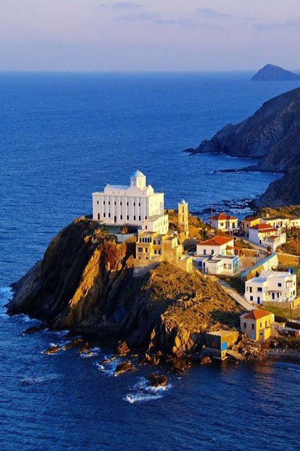 Psara Island, Aegean sea, Greece