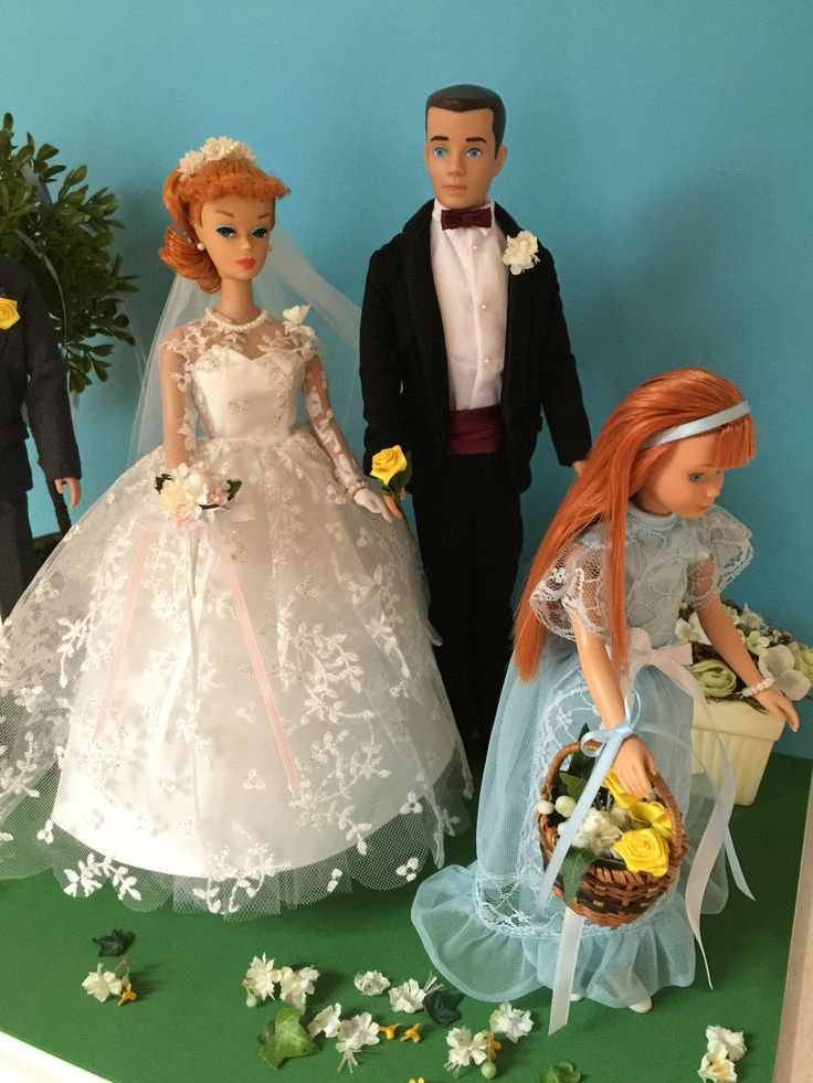 Barbie and Ken Wedding Day