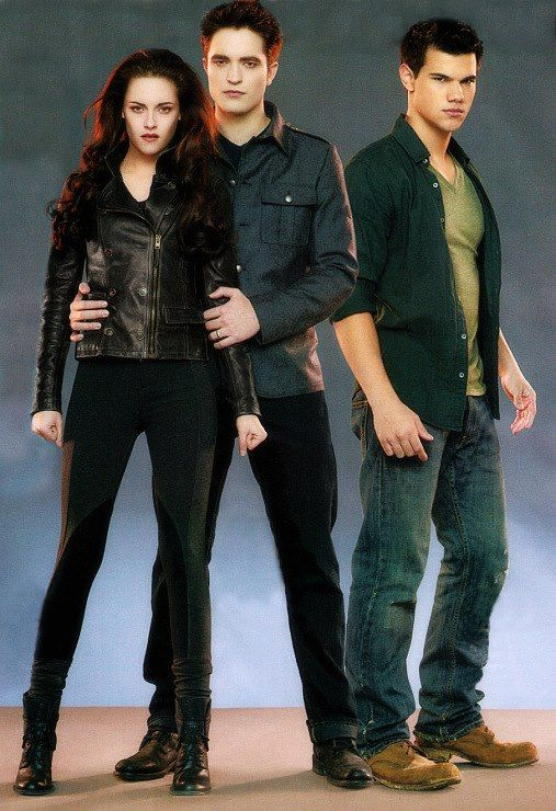 'Breaking Dawn Part 2' Promotional Shoot.