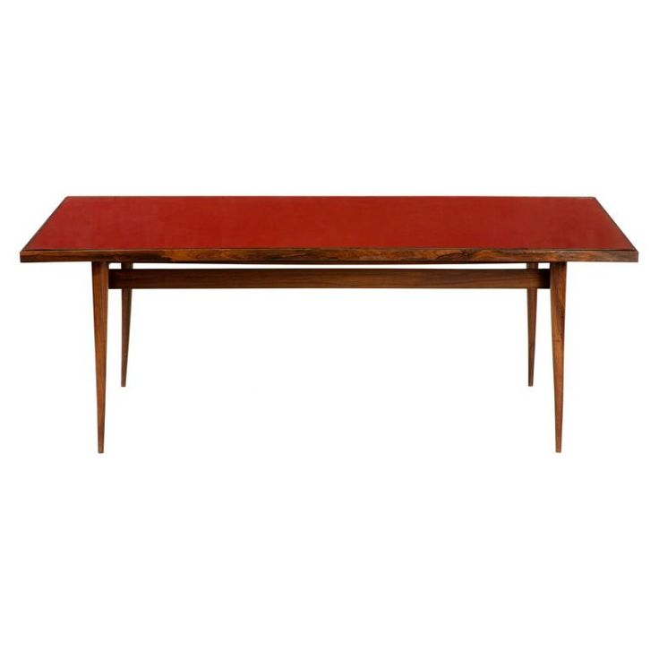 Dining Table By Joaquim Tenreiro, Brazil, 1948 | From A Unique Collection  Of Antique