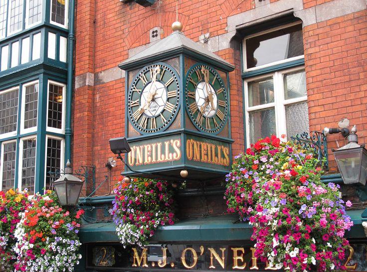Dublin muss man einfach gesehen haben! Nächtigt im 3-Sterne Bewleys Hotel #Dublin Airport und bezahlt für das Doppelzimmer nur 50,00 statt 100,00 Euro.