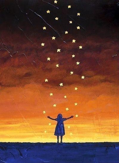 Catch a Falling Star... Wishing it were you...