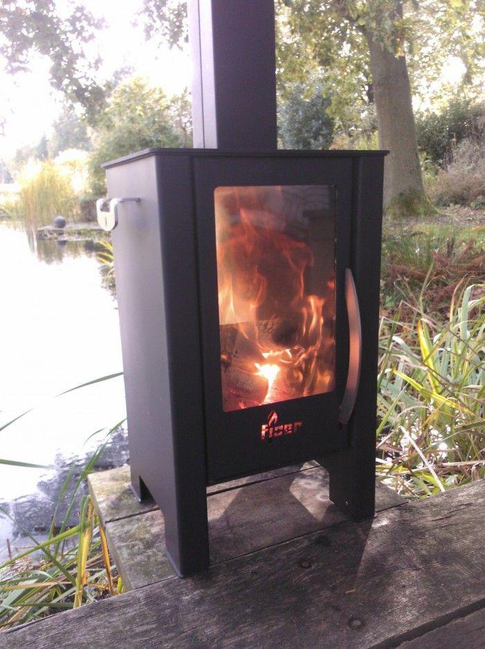 FJOER de houtkachel voor onder elke overkapping. Gezellig Warm & Sfeervol!