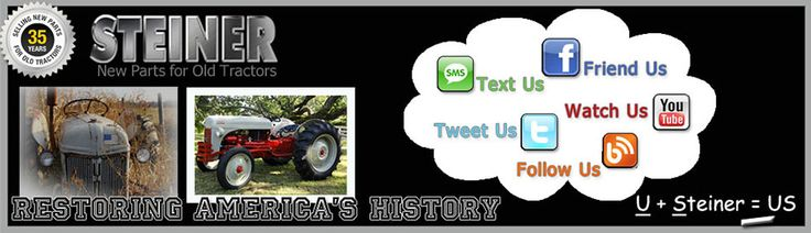 Steiner Tractor Parts Antique Tractor Blog – Tractor Shows Calendar