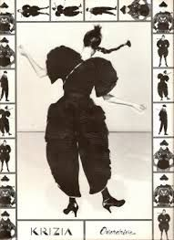 #Krizia #Trends #Look #1980s #BoldColors #ExaggeratedShapes #Jewelry #mafash14 #bocconi #sdabocconi #mooc #w3