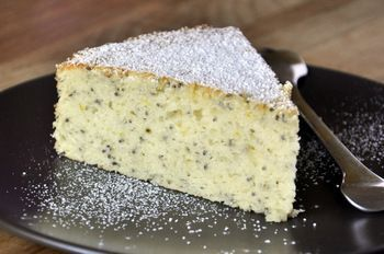 Lemon Chia Seed Cake | Baking Bites  Looks yummy. I'll try this