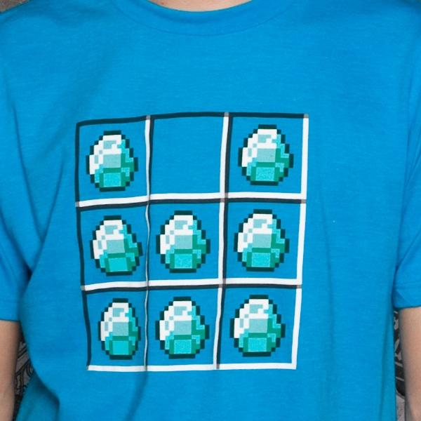 Embroidery Dress   Diamond Minecraft