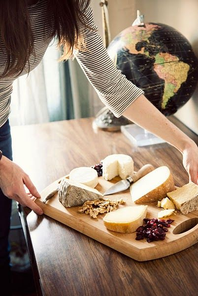 Creating the Perfect Cheese Plate. A good thing to know. #shopfesta