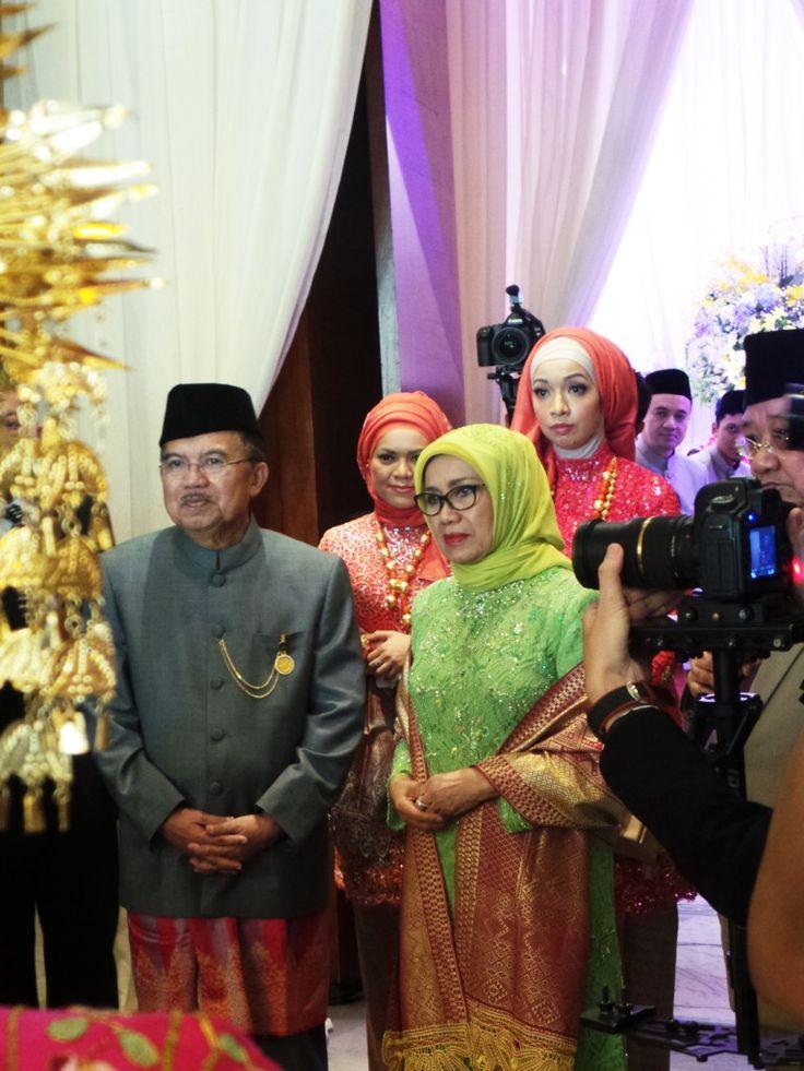 Dokumentasi Pernikahan Chairani Jusuf Kalla & Marah Laut C. Noer