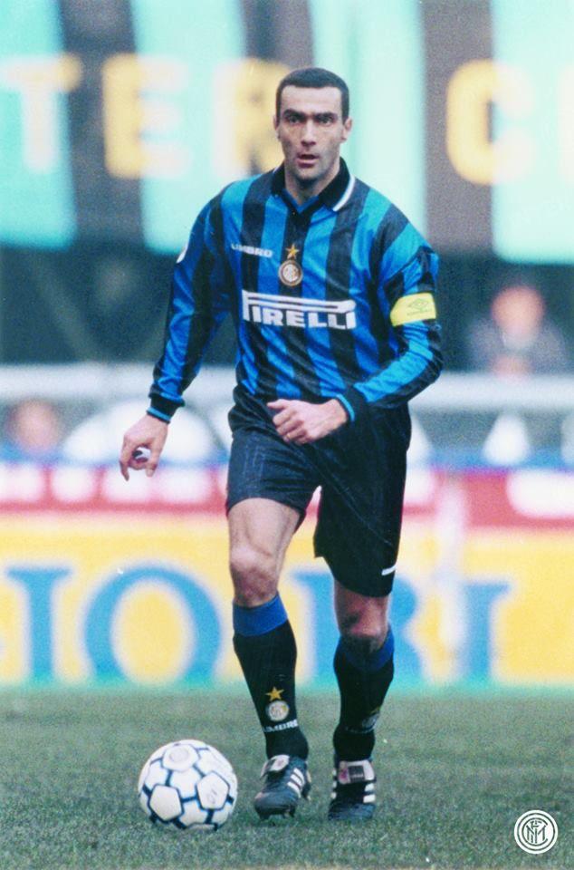 """Giuseppe BERGOMI """" Lo Zio""""; INTER 1979–1999"""