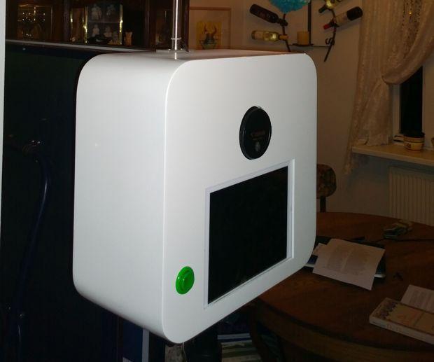 67 best fotobox images on pinterest photo booths diy photobooth small photobooth solutioingenieria Choice Image