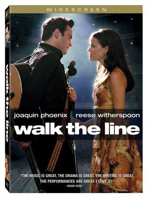Walk the line...loved it!
