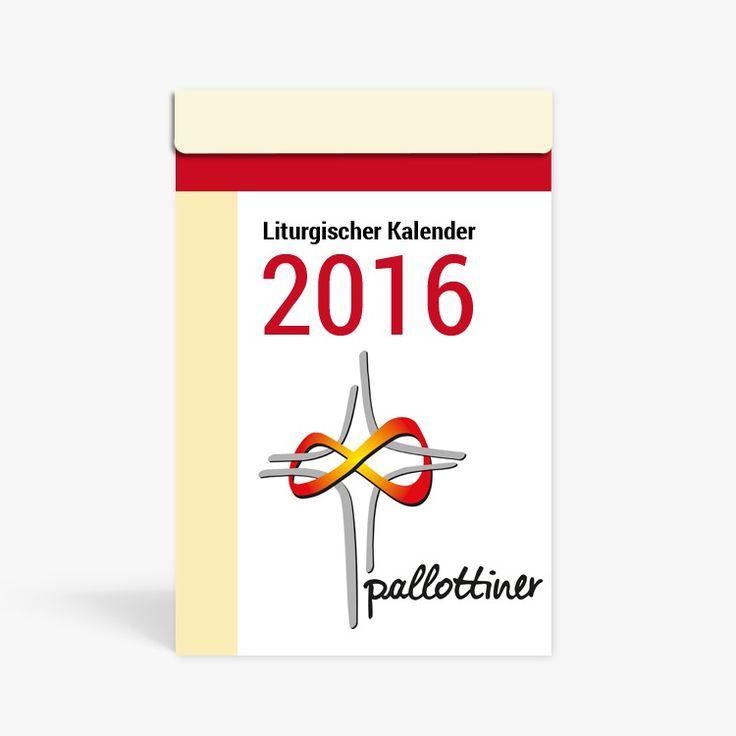 Liturgischer Abreißkalender 2016