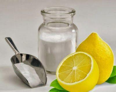 Η ΔΙΑΔΡΟΜΗ ®: Λεμόνι και σόδα 1000 φορές πιο ισχυρή απο την χημε...