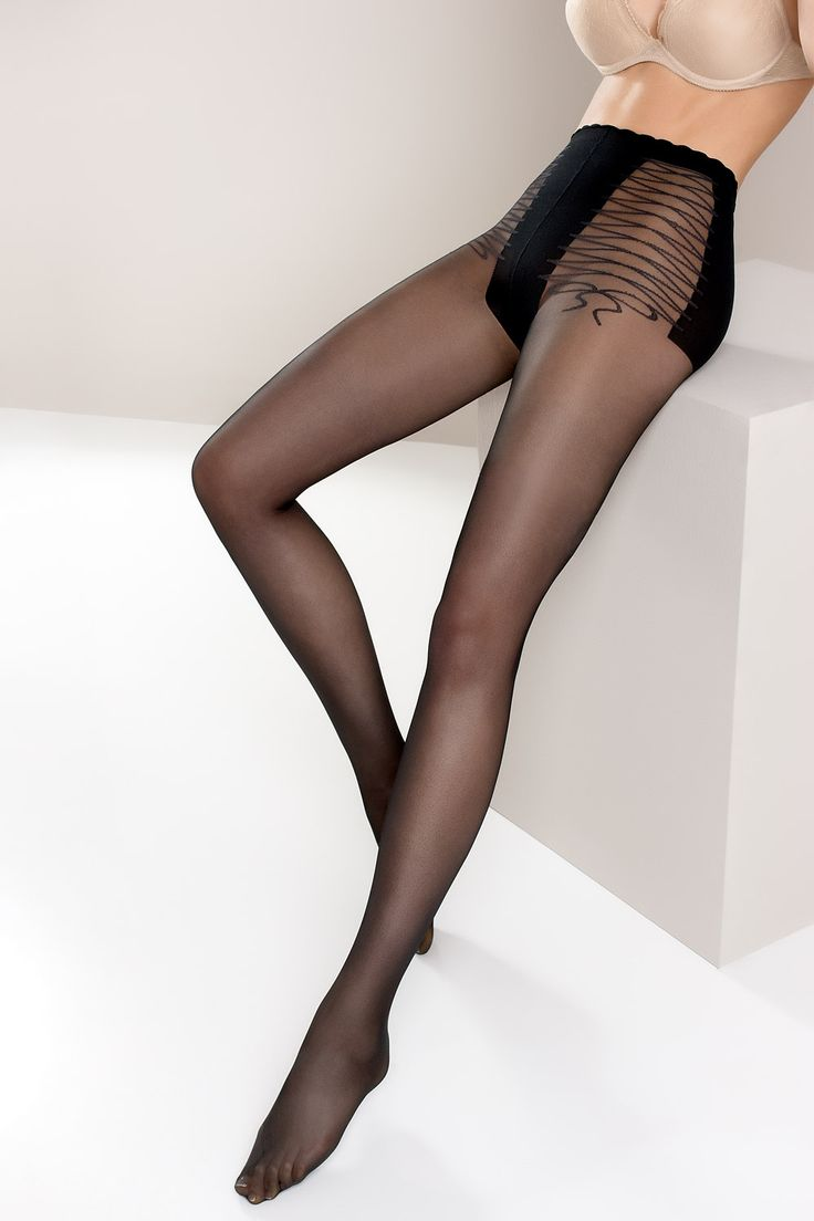 VALENTINE 02 #tights #decorative #bikini #briefs #fashion #moda #woman #rajstopy #kobieta