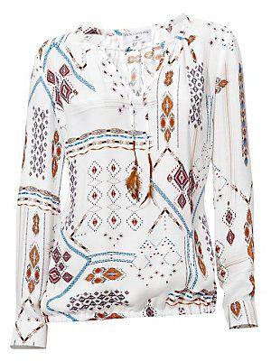 Rick Cardona - Print Tunic white in Heine online shop