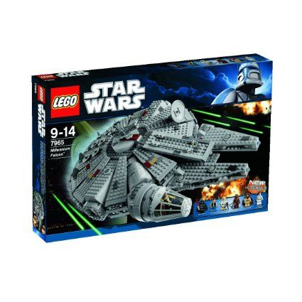LEGO Star Wars 7965: Millenium Falcon: Lego Star Wars: Amazon.co.uk: Toys & Games