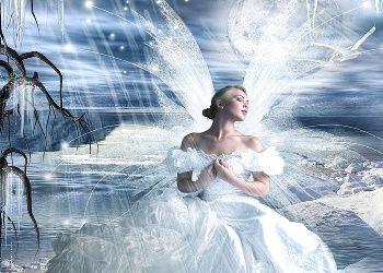 """Résultat de recherche d'images pour """"belles images de féés en hiver"""""""
